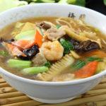 五目入り麺(醤油味)