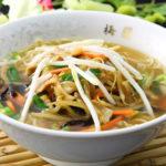 サンマー麺(醤油味)