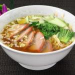 チャーシュー麺(醤油味)